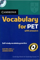 Vocabulary for pet (with answers)