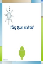 Tổng quan android