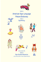 American sign language picture dictionary