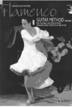 Gerhard graf martinez flamenco guitar method i