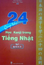 24 quy tắc học kanji   tập ii ( www.sites.google.com/site/thuvientailieuvip )