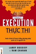 Thực thi   execution   larry bossidy ( www.sites.google.com/site/thuvientailieuvip )