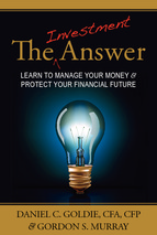 The Investment Answer Hardcover - Daniel C. Goldie