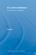US - China relations: China policy on Capitol Hill