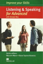 Improve your skills listening and speaking for advanced 2