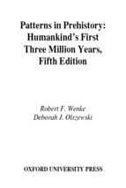 Humankind's first three million years