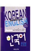 Korean through english (pdf)