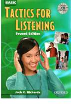 Tactics for listening   basic   student book