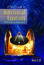 DIFFERENTIAL EQUATIONS with Modeling Applications
