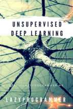 Machine learning in python_ lazyprogrammer unsupervised deep learning in python_ master data science