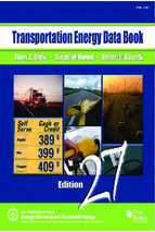Transportation energy data book