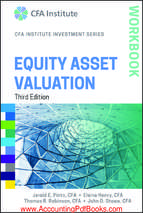 Equity asset valuation workbook 3rd edition