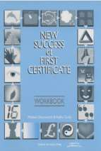 New success at first certificate workbook