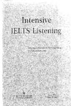 Ebook   ielts intensive listening