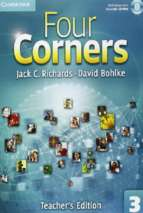 Four corners 3 teacher book
