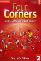 Four corners 2 teacher book