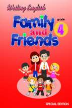 Family & friends grade 4 special writing special edition