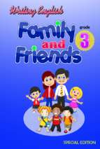Family & friends grade 3 writing special edition
