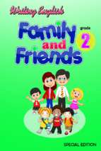 Family & friends grade 2 writing special edition
