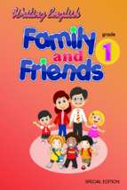 Family & friends grade 1 writing special edition