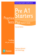Yle practice tests plus starter teacher book 2nd ed