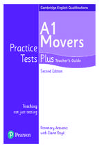 Yle practice tests plus movers teacher book 2nd