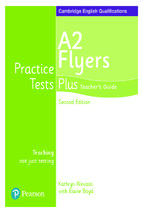 YLE practice tests plus flyers TB 2nd edition