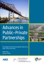 Advances in public private partnerships
