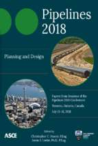 Pipelines 2018 planning and design
