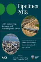 Pipelines 2018 utility engineering, surveying, and multidisciplinary topics