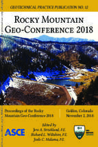 Rocky mountain geo conference 2018