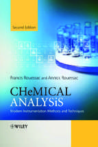 Chemical analysis modern instrumentation methods and techniques 2editon