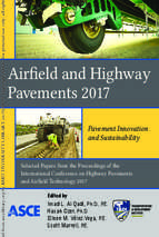 Airfield and highway pavements 2017 pavement innovation and sustainability