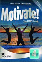 Motivate 4 student book