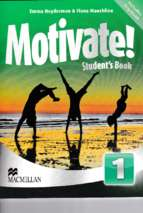 Motivate 1 student book