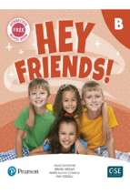 Hey friends b student book