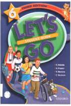 Let go 6 student book 3rd
