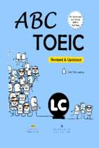 Abc toeic revised & updated lc